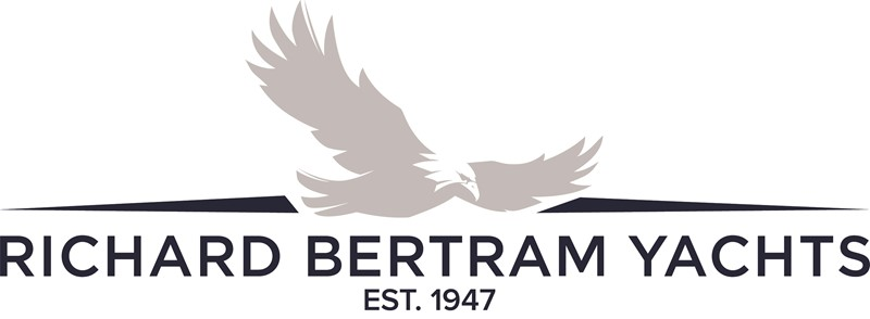 Richard Bertram Yachts logo 802 19872 Side