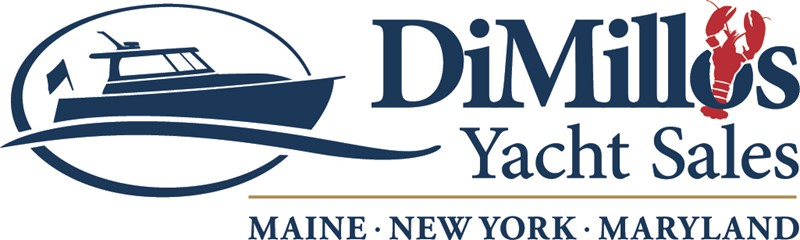DiMillo's Yacht Sales logo 914 22947 Side