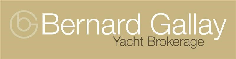 BERNARD GALLAY Yacht Brokerage logo 133 2367 Side
