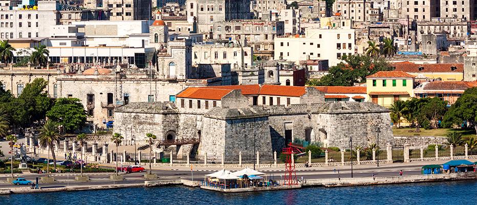 Caribbean South Atlantic Charter Cuba Havana Landmarks