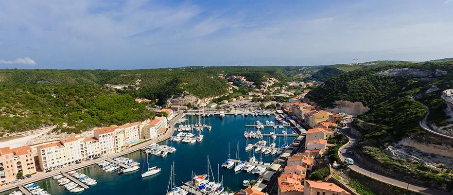 Western Med Charter Corsica France Bonifacio Marina