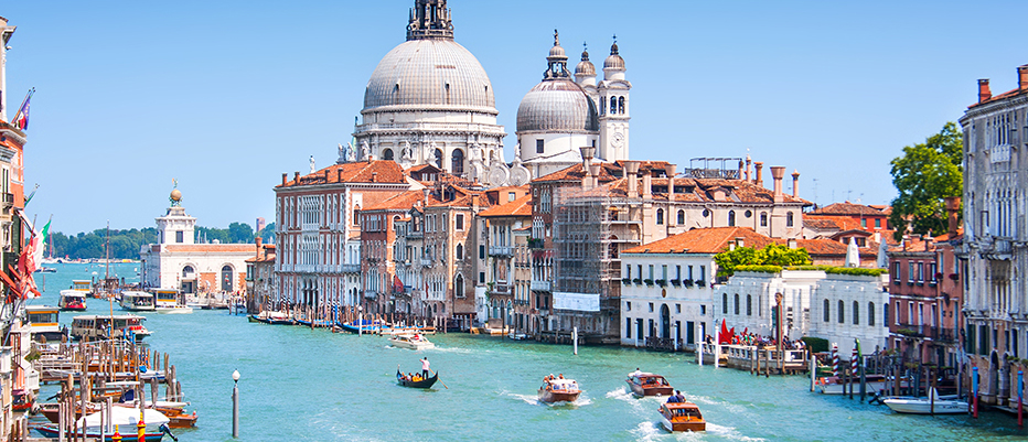 Western Med Charter Eastern Italy Venice Canal