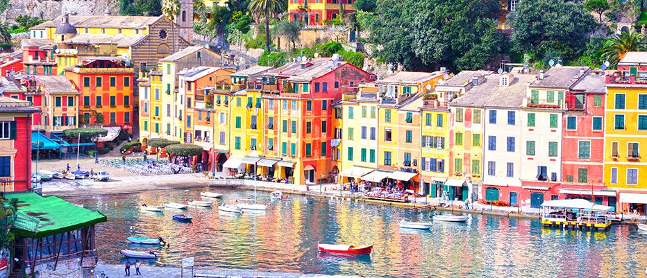 IR Charter Portofino View