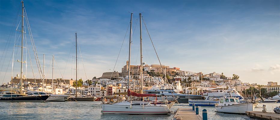 Western Med Charter Spain The Baelerics Ibiza Magna