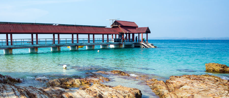 Luxury Yacht Charter Pulau Kapas