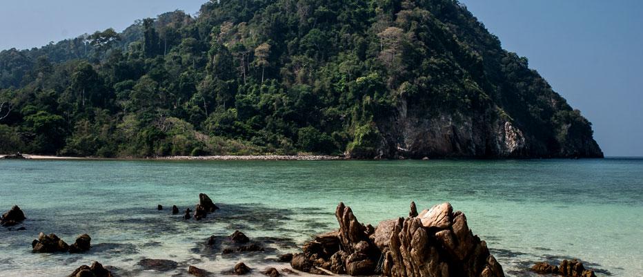 Luxury Yacht Charter  Mergui Archipelago