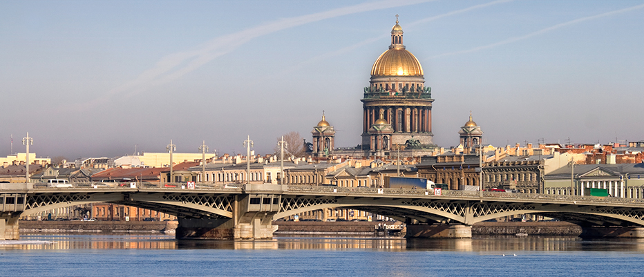 Northern Europe Charter The Baltic Russia St. Petersburg Cathedral