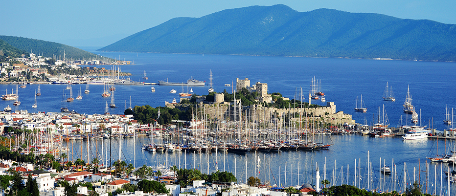 Eastern Med Charter Turkey Turkish Riviera Bodrum