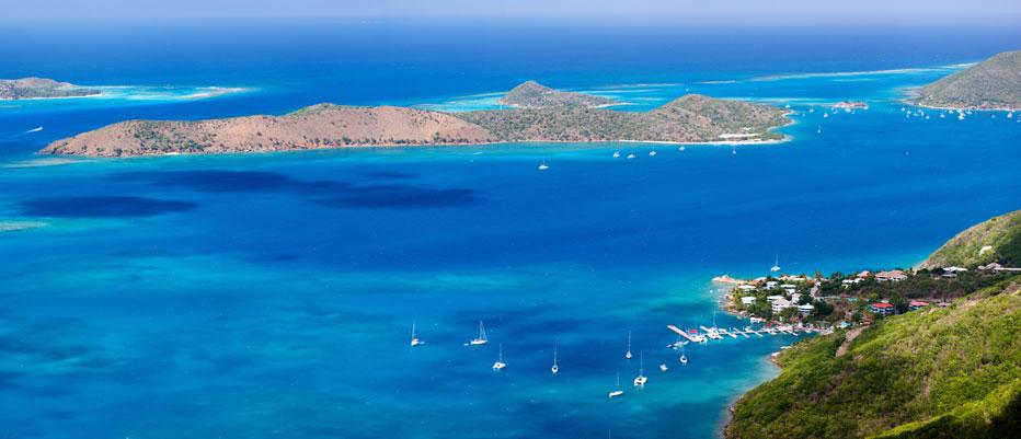 Luxury Yacht Charter Tortola Virgin Mary