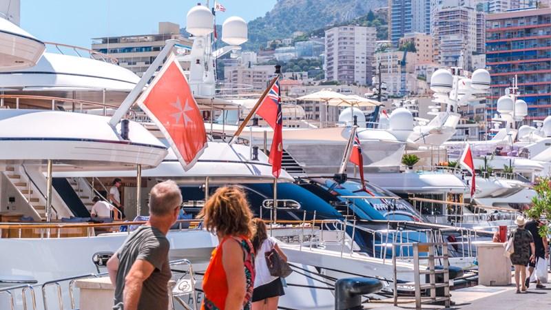 Monaco Yacht Show 2020 Photo 105
