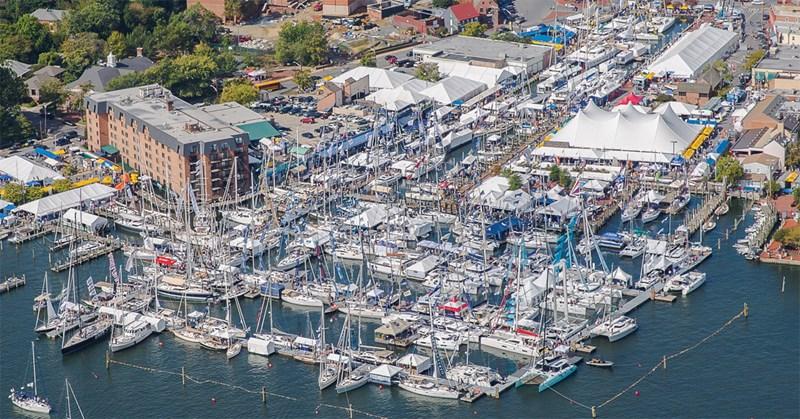 United States Sailboat Show 2020 Photo 108