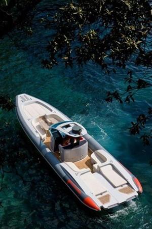 2018 Pirelli PZero 1400 Yacht Edition Tender 147987