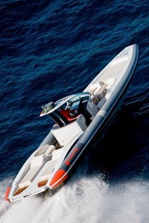 2018 Pirelli PZero 1400 Yacht Edition Tender 15536