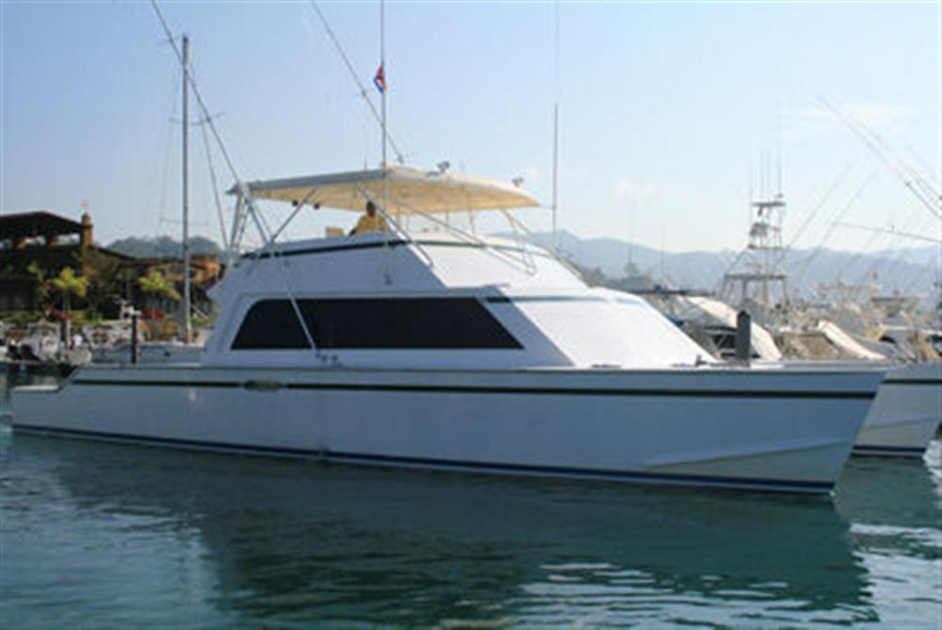 1998 CUSTOM Mick Jarrod PowerCat Sportfisher/Dive Boat Catamaran 156649