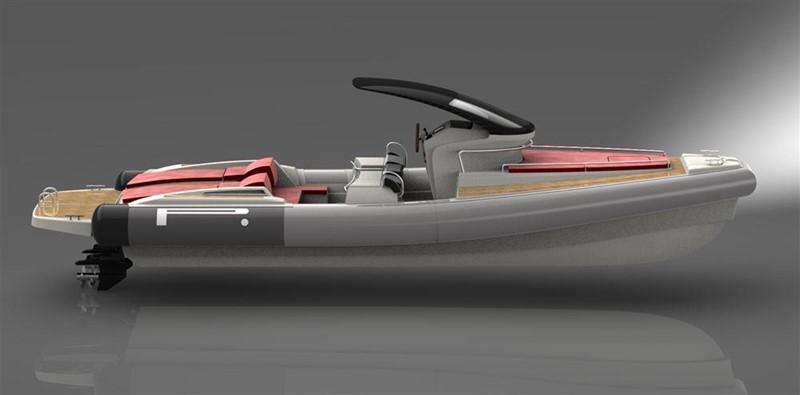 2018 Pirelli PZERO 1100 CABIN Runabout 157427