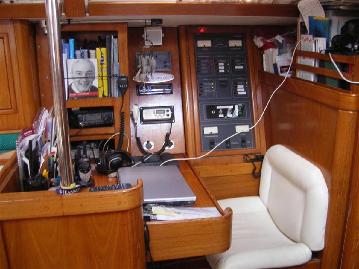 1992 JEANNEAU Sun Odyssey Cruising Sailboat 166572