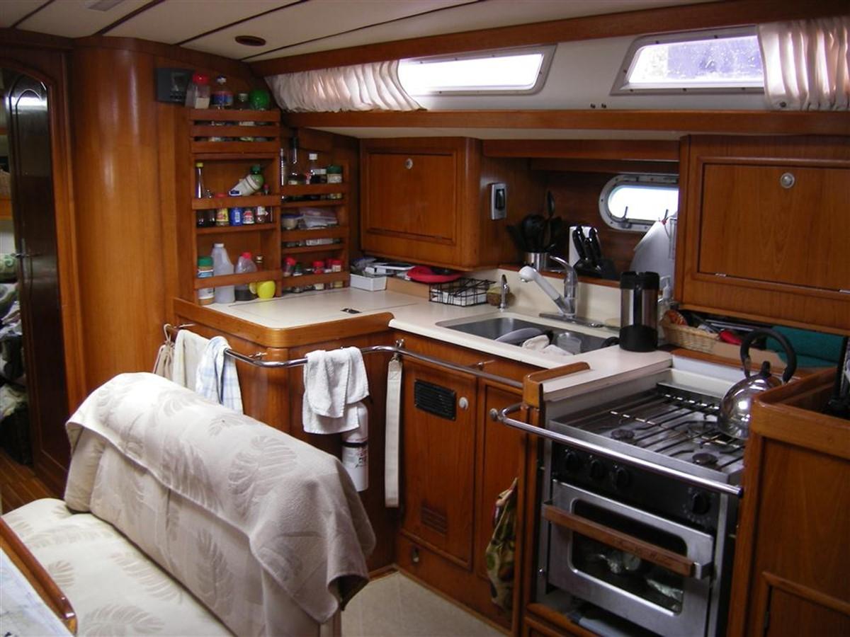 1992 JEANNEAU Sun Odyssey Cruising Sailboat 166573