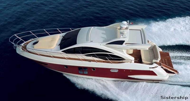 2007 AZIMUT 43S Motor Yacht 10568