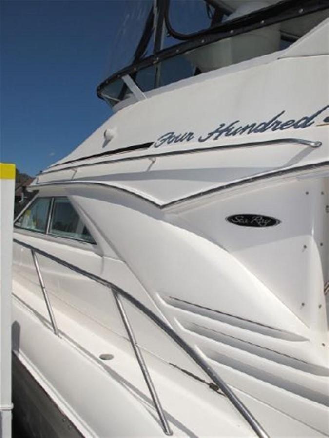 2001 SEA RAY 400 Sedan Bridge **FRESH WATER** Motor Yacht 192190