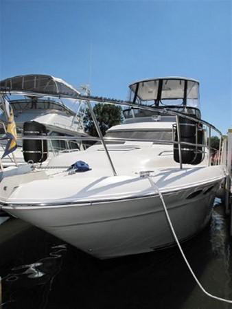2001 SEA RAY 400 Sedan Bridge **FRESH WATER** Motor Yacht 192188
