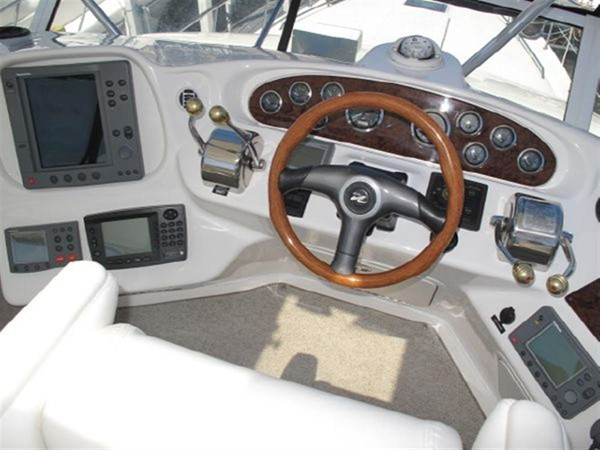 2001 SEA RAY 400 Sedan Bridge **FRESH WATER** Motor Yacht 192191