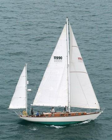 COR MEUM 1963 DERECKTOR Derecktor CCA Racing Yawl Racing Sailboat MLS  #109210 | CYBA Yachts For Sale