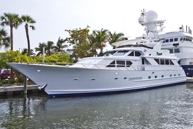 1989 BROWARD Motor Yacht Motor Yacht 236243