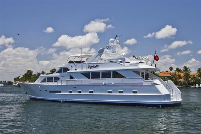 1989 BROWARD Motor Yacht Motor Yacht 236244