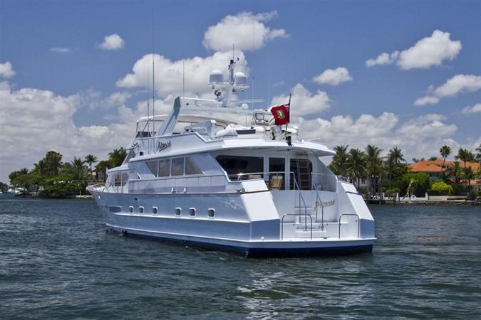 1989 BROWARD Motor Yacht Motor Yacht 236245