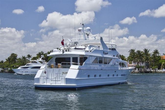 1989 BROWARD Motor Yacht Motor Yacht 236248