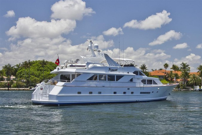 1989 BROWARD Motor Yacht Motor Yacht 236249