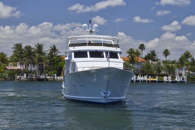 1989 BROWARD Motor Yacht Motor Yacht 236250