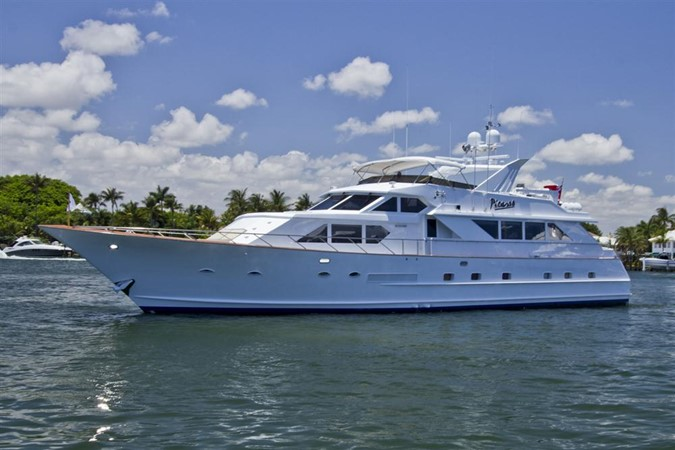 1989 BROWARD Motor Yacht Motor Yacht 236252
