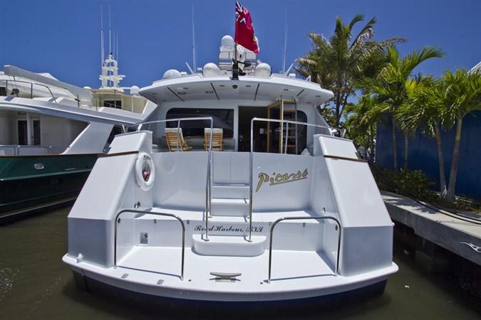 1989 BROWARD Motor Yacht Motor Yacht 236254