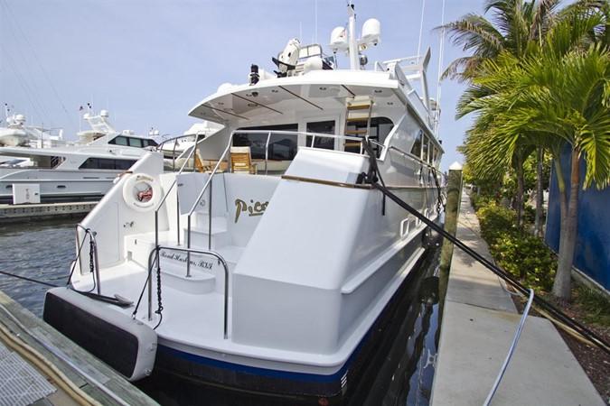 1989 BROWARD Motor Yacht Motor Yacht 236255