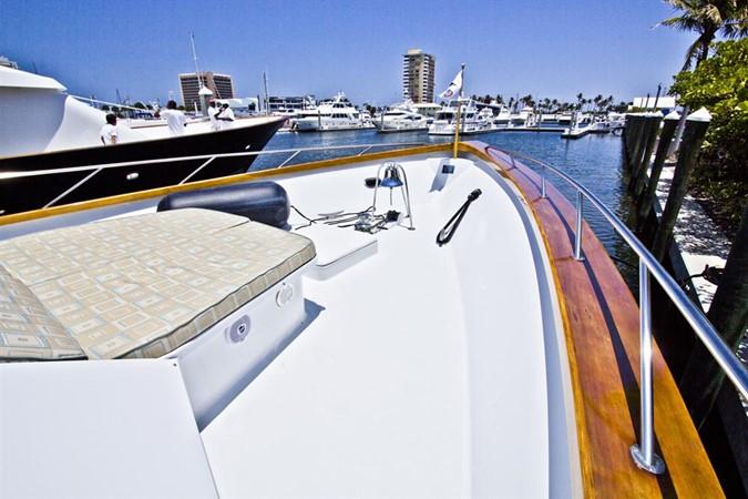 1989 BROWARD Motor Yacht Motor Yacht 236264