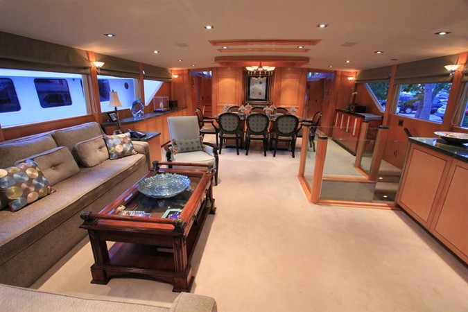 1989 BROWARD Motor Yacht Motor Yacht 236288