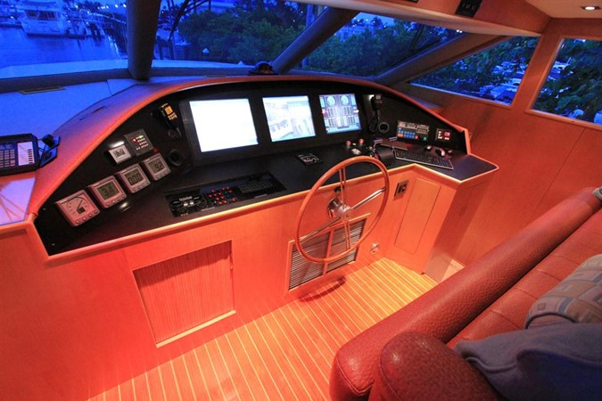 1989 BROWARD Motor Yacht Motor Yacht 236301