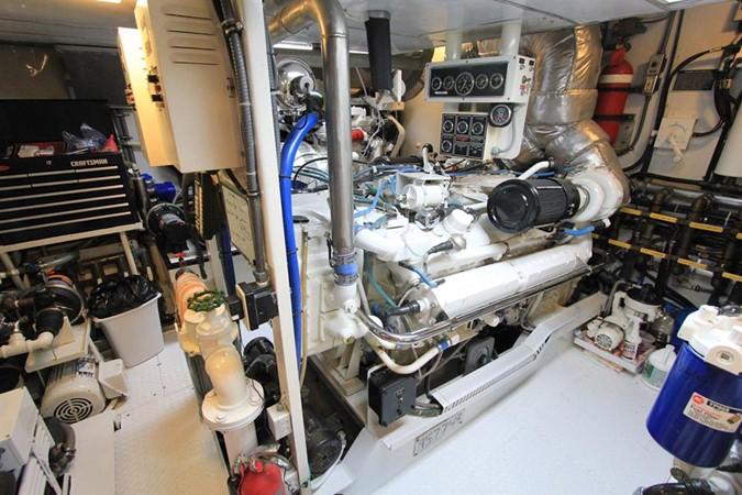 1989 BROWARD Motor Yacht Motor Yacht 236335