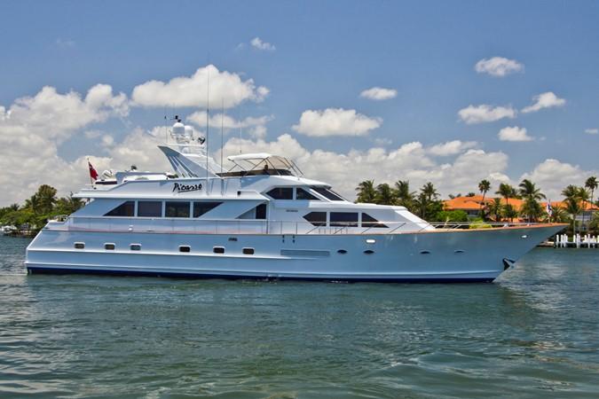 1989 BROWARD Motor Yacht Motor Yacht 6010