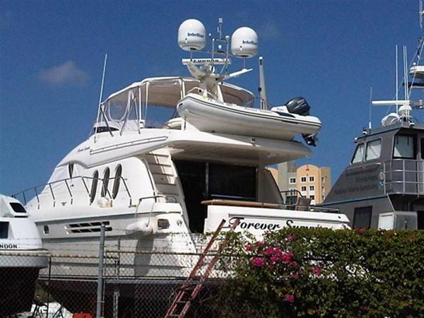 2003 VIKING Sport Cruiser Motor Yacht 241242