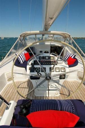 Helm 1998 COOKSON Cutter Performance Sailboat 245572