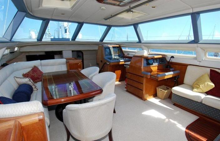 Nav Desk 1998 COOKSON Cutter Performance Sailboat 245574