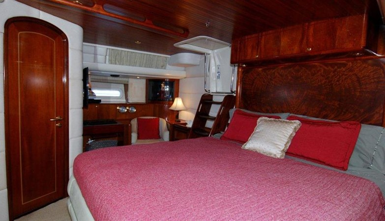 Master Stateroom 1998 COOKSON Cutter Performance Sailboat 245579