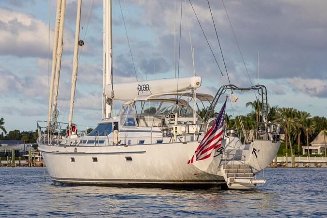 Sorcerer_02 1998 COOKSON Cutter Performance Sailboat 2768575
