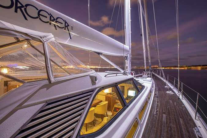 Sorcerer_17 1998 COOKSON Cutter Performance Sailboat 2768584