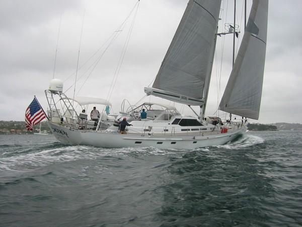 1998 COOKSON Cutter Performance Sailboat 5300
