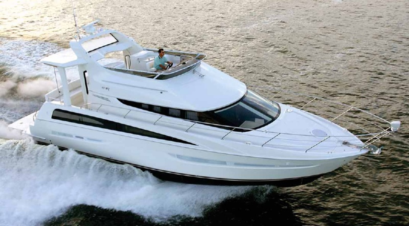 2006 CARVER Motor Yacht  **LOW HOURS** Motor Yacht 5059