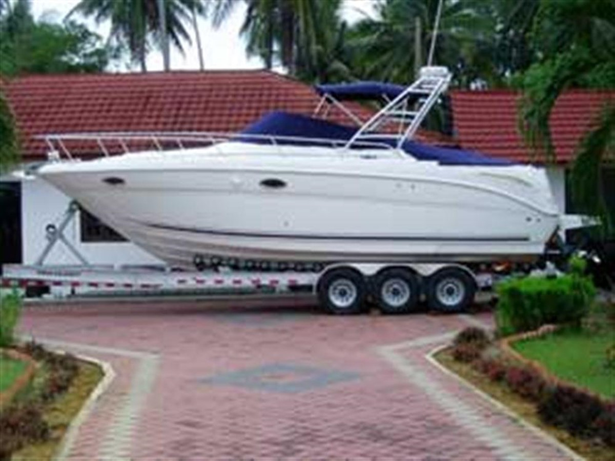 2005 SEA RAY 315 Amberjack Cruiser 263963