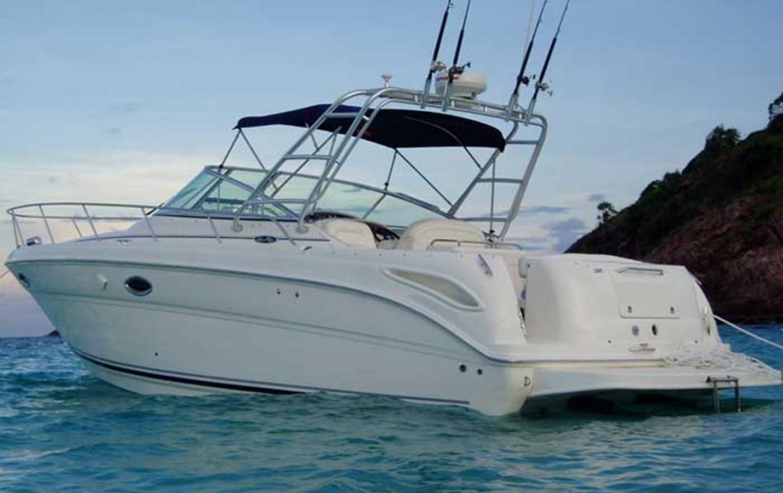 2005 SEA RAY 315 Amberjack Cruiser 3915